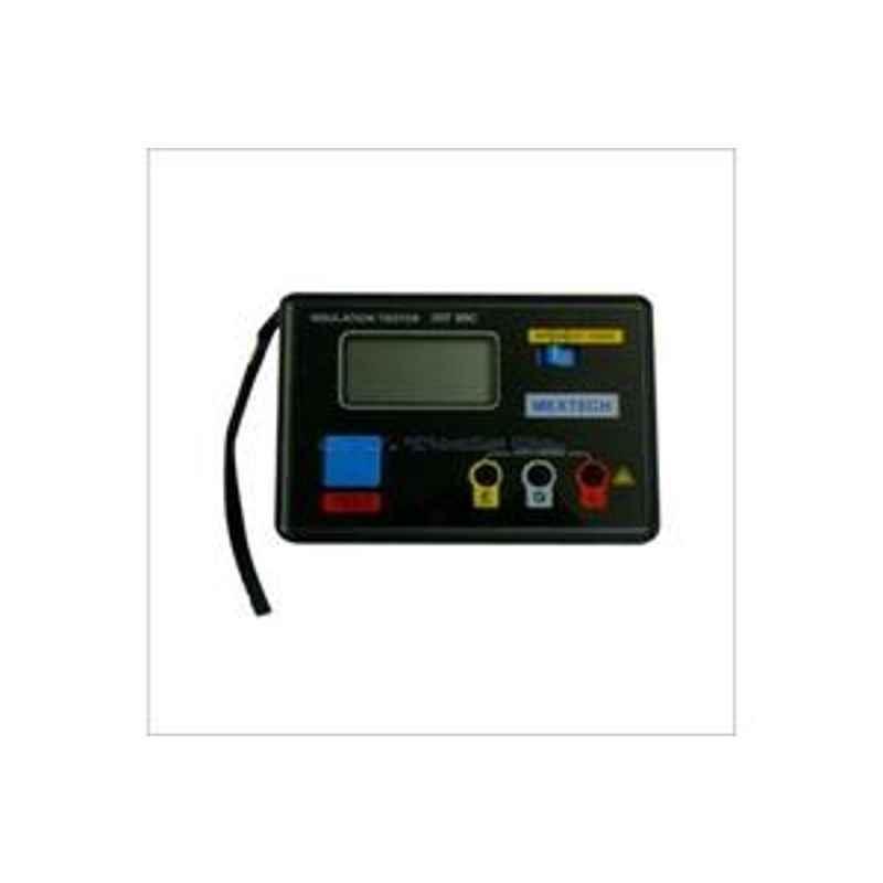 Mextech DIT?99C Digital Insulation Tester IRT Range 1000M Ohm