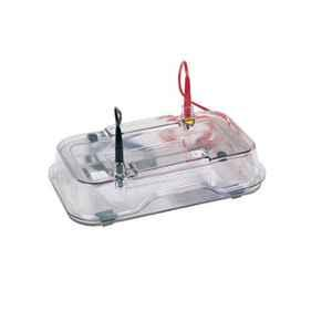 U-Tech 75x100mm Submarine Horizontal Electrophoresis System without Transparent Gel Casting Tray, SSI-196