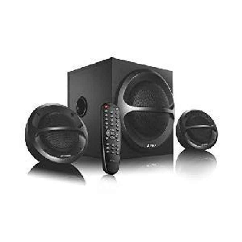 F&D A111X 2.1 Channel Multimedia Bluetooth Speaker Black