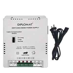 SMPS 12V 16 Channel Power Supply CCTV Camera