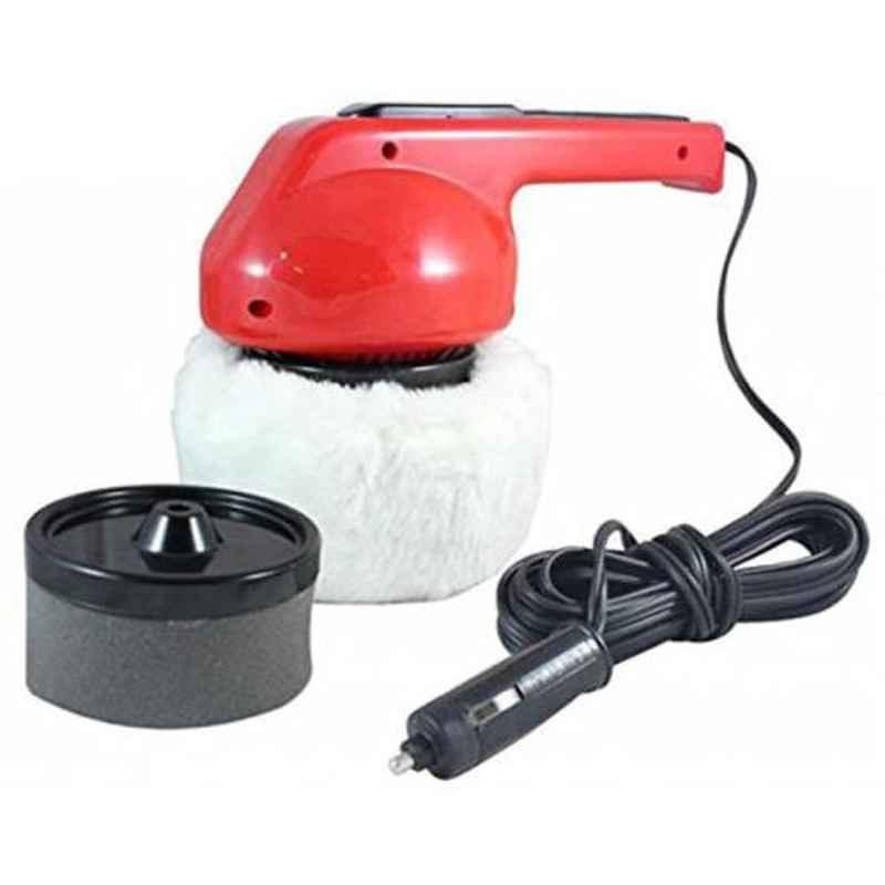 Viva City 6003 Red Plastic Portable Car Polisher