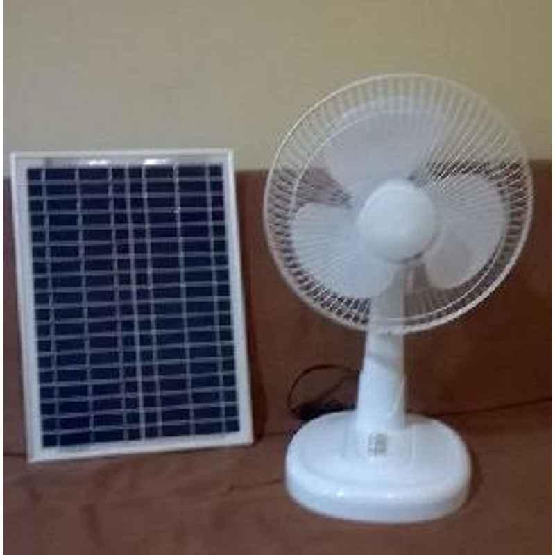 Standard Solar Dc Table Fan