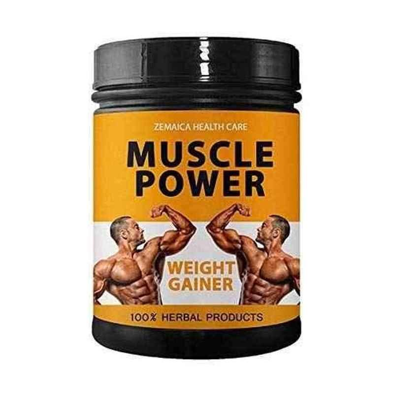 Zemaica Healthcare 500g Weight Gainer Supplements for Men (Pack of 4)