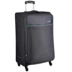 American Tourister Jamaica 78L Grey Polyester Softsided Suitcase Bag