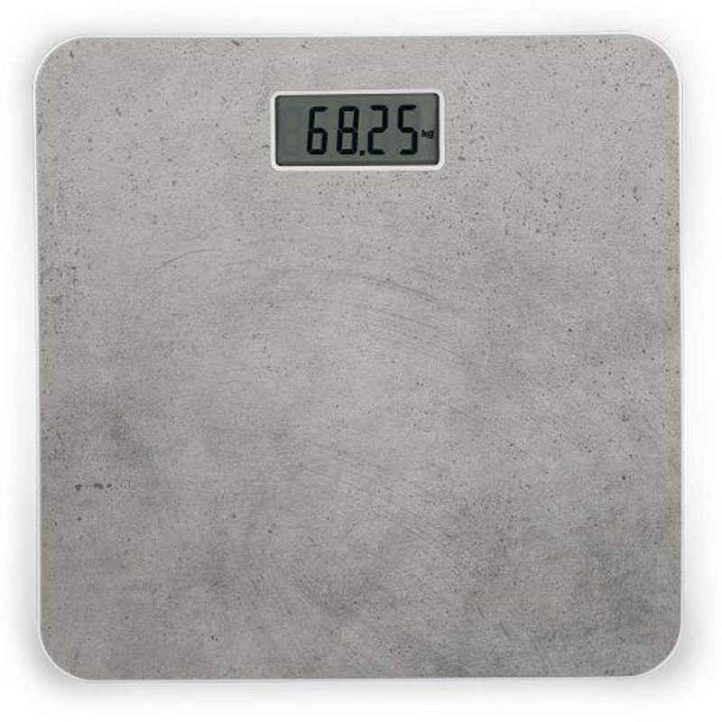 Acasa Digiscale Flagship Pro 5-180kg Grey Digital Weighing Machine