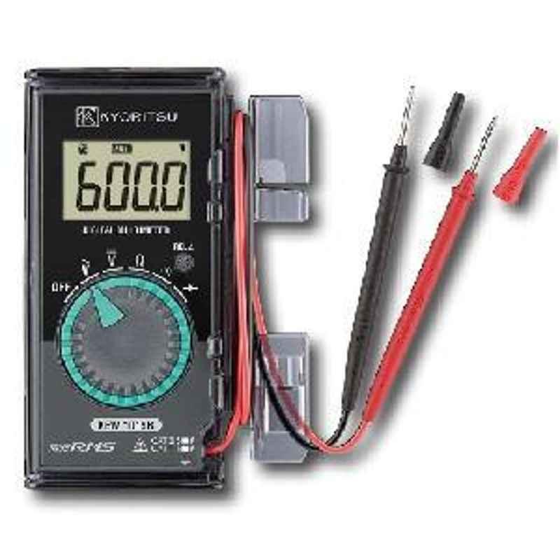 Kyoritsu Digital Multimeter 600mV-600V KEW-1019R