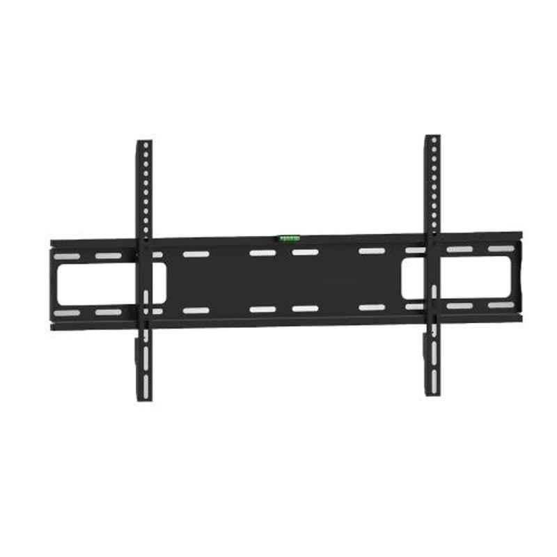 Logic 37-90 inch Steel Black Fixed Wall Display Mount, LGWM-3790F