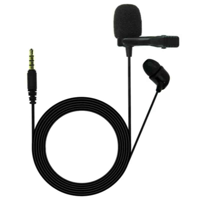 JBL 110dB Lavalier Microphone with Earphone, CLSM20