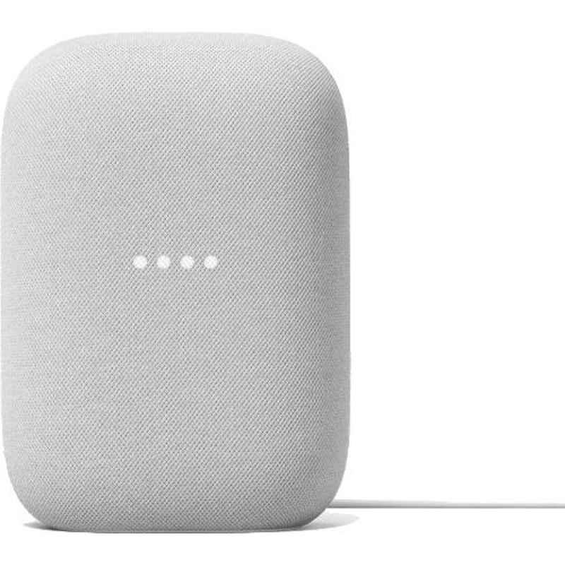Google Nest Audio Chalk Smart Speaker with Google Assistant