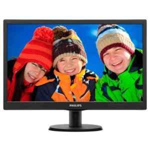 Philips 18.5 inch Black HDMI Ready LCD Monitor, 193V5LHSB2/94