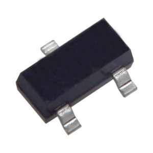 Hy Tech SOT-23 0.2A NPN Transistor, MMBT3904 (Pack of 100)