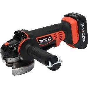 Yato 10000rpm Battery Operated Cordless Angle Grinder YT-82826
