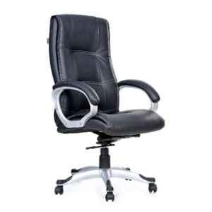 Advanto Black High Back Revolving Executive Chair, AVXN 062