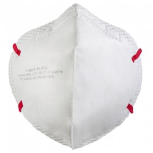Venus 14174 White V4400 N95 Flat Fold C Style Respiratory Mask (Pack of 2)