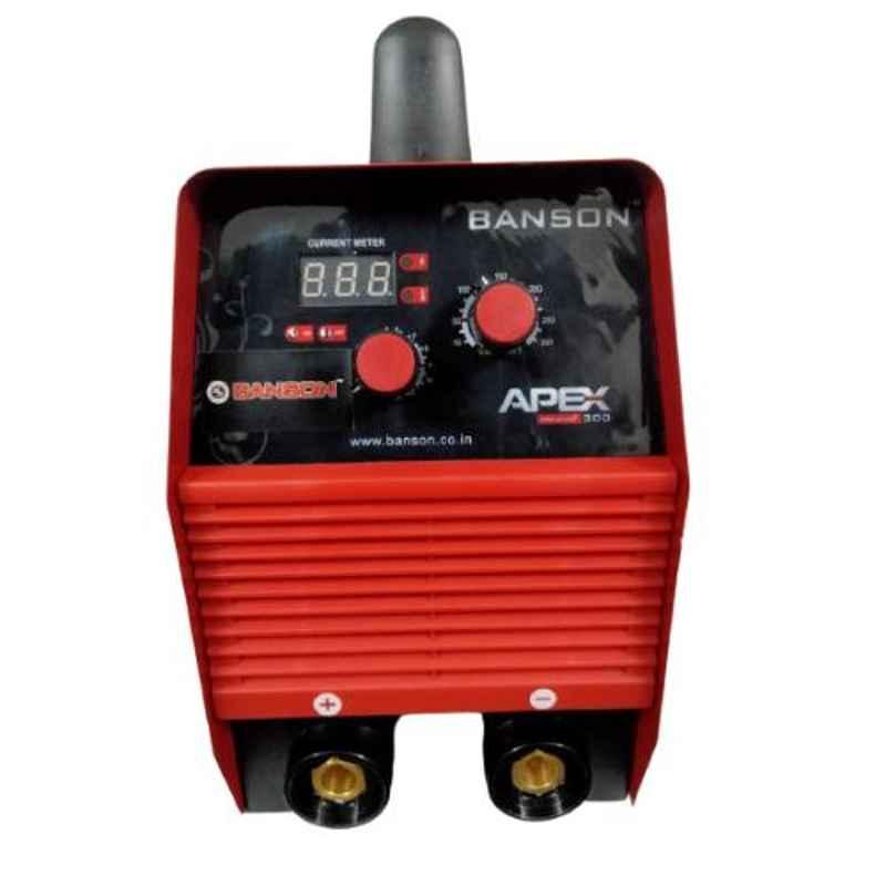 Banson 300A Single Phase Arc Welding Machine, APEX WP ARC 300