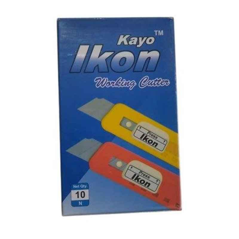 Ikon Kayo Big 18mm Paper Cutter (Pack of 10)