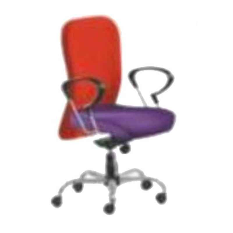Nice Furniture High Back Chrome Base Executive Office Chair, NF-151