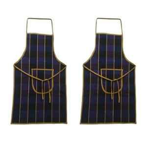 Chiyu Single Layer Heavy Quality Apron, AD2 (Pack of 2)