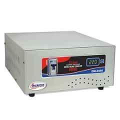 Microtek EML 5090 5KVA 90-300V Mainline Digital Voltage Stabilizer with 2 Years Warranty
