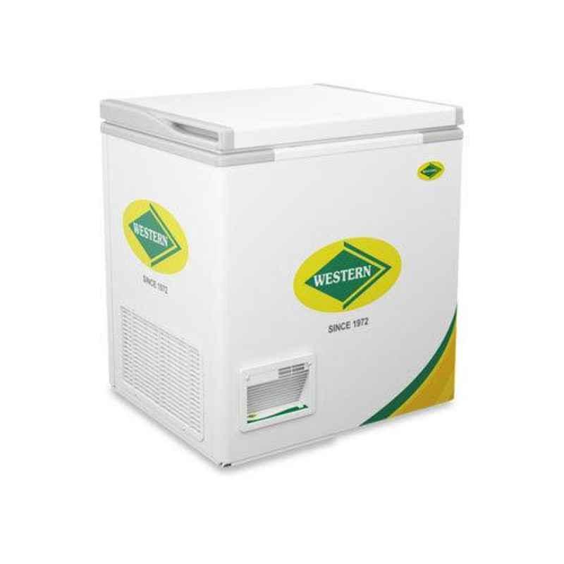 Western 201L Hard Top Eutectic Units Single Door Deep Freezers, NWHF225HE