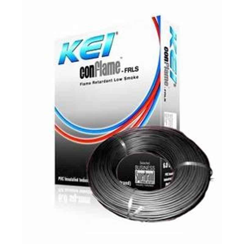 Kei FRLSH Cable Black 180m 2.5 Sq. mm