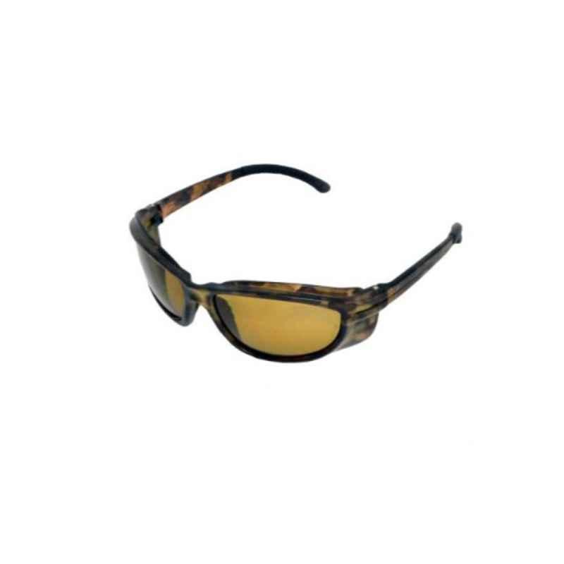 CanaSafe HaliTac Polycarbonate Bronze Anti Fog Lens Safety Goggle, 20322