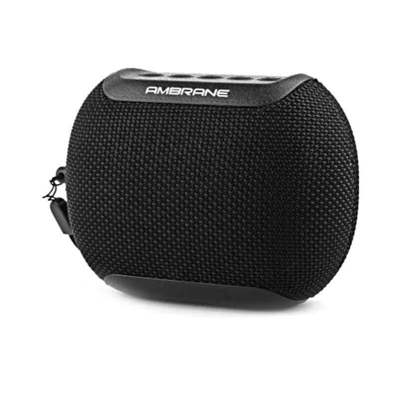Ambrane 5W Black Bluetooth Speaker, BT-47