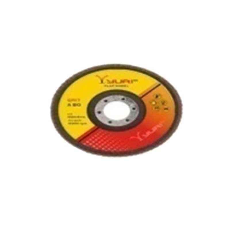 GSK Cut 100x16mm 60 Grit Flap Sanding Grinder Wheel