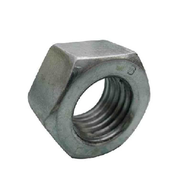 Wadsons M10x1.25mm Hex Nut, 10HN125S (Pack of 1000)