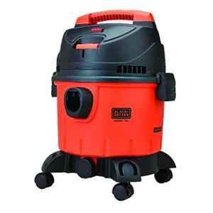 Black+Decker 1400W 15L Red & Black Vacuum Cleaner, WDBD15
