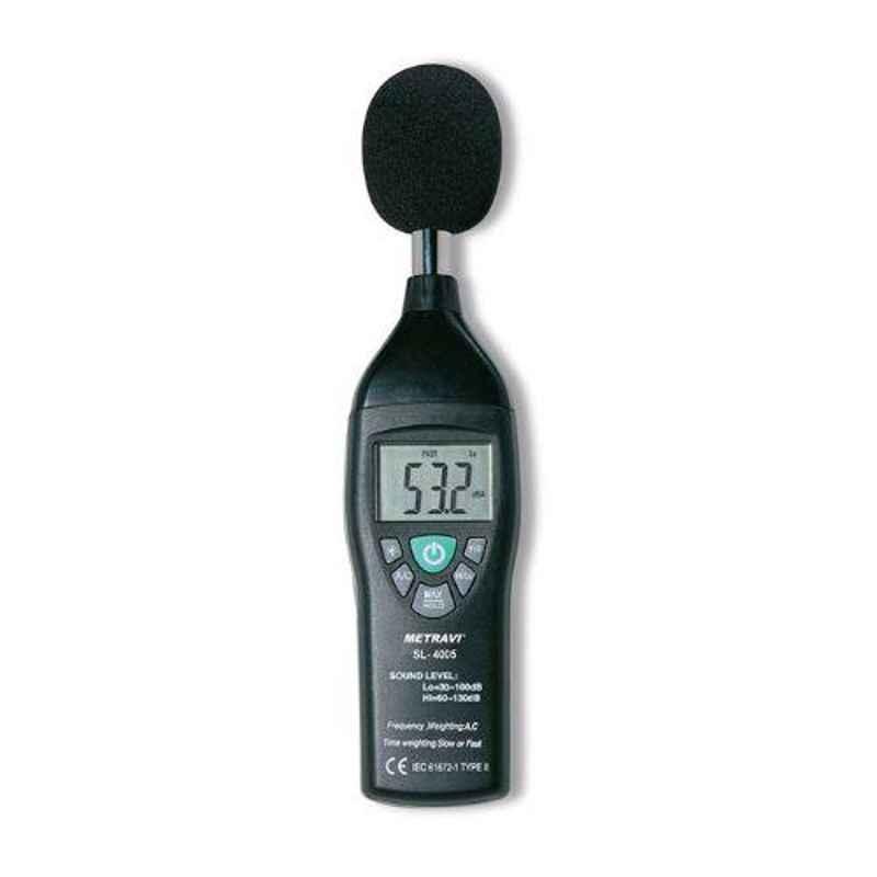 Metravi Digital Sound Level Meter, SL-4010