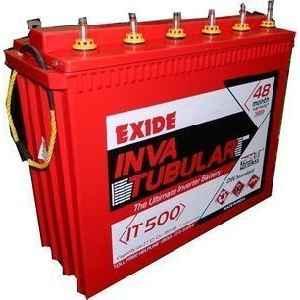 Exide 12V 150Ah Tubular Inverter Battery