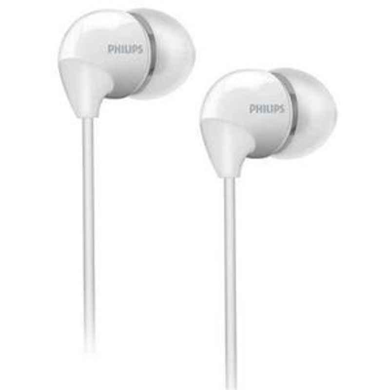 Philips White In Ear Headphones SHE3590WT
