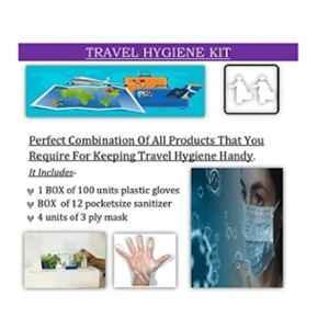 Bluekites Travel Hygiene Kit