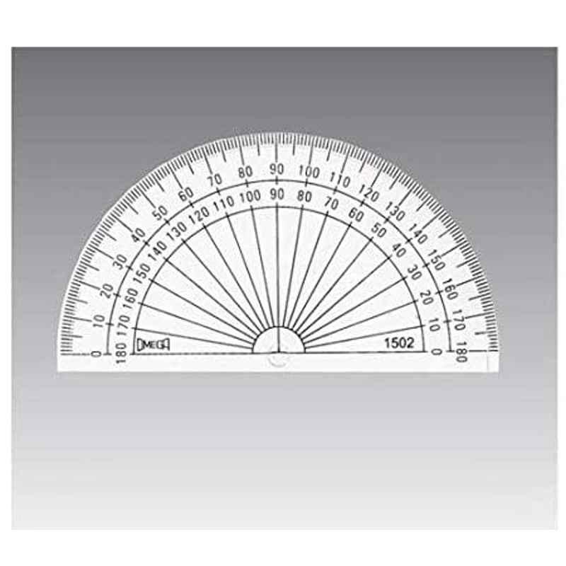 Omega 10cm Protractor