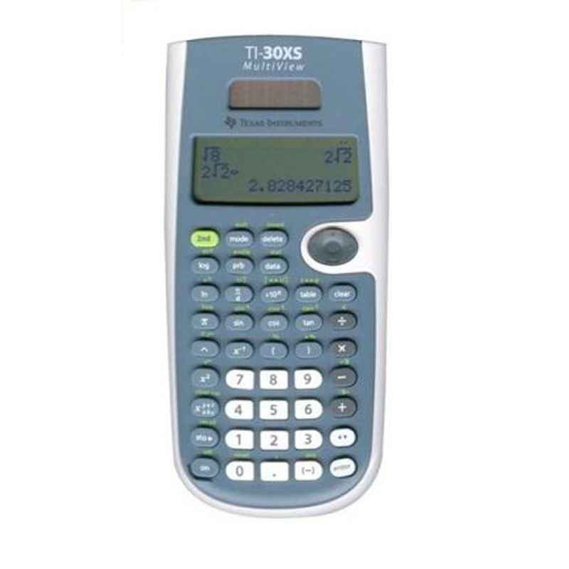 Texas Instruments TI- 30XS Multiview 16 Digit Scientific Calculator