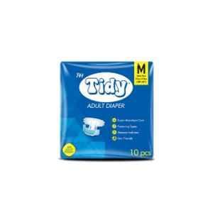 Tidy 60 Pcs 71-112cm Medium Adult Diapers, TAD-M-6 (Pack of 2)