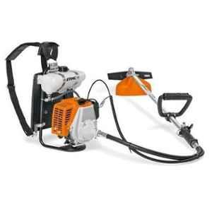 Stihl FR 3001 1.1HP 30.5CC Backpack Brush Cutter with Autocut & 2T Grass Cutting Blade, 41450113301