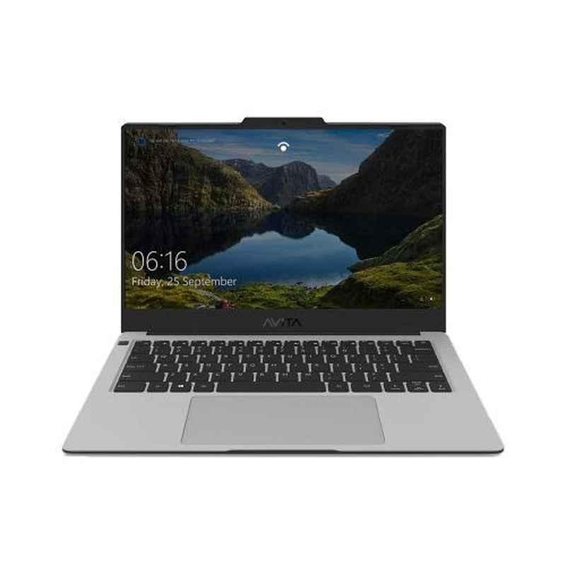 AVITA LIBER AMD Ryzen 7-3700U/8GB DDR4/512GB HDD & 14 inch Display Star Silver Laptop with 2 Years Warranty, NS14A8INW561-SSA