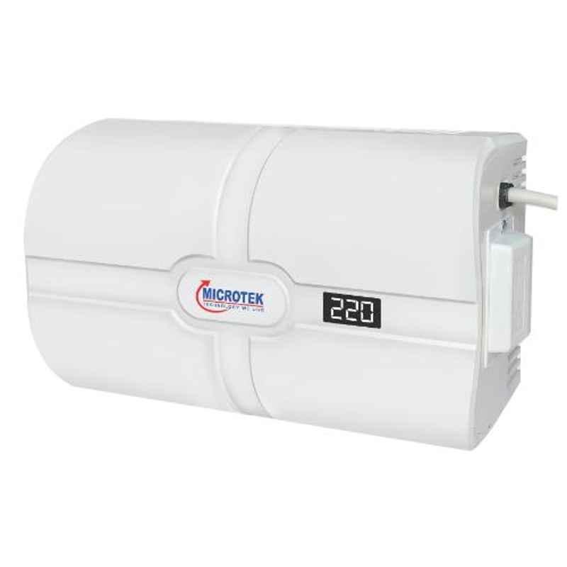 Microtek Smart EM 5130 Plus 130-300V AC Voltage Stabilizer for Upto 2 Ton AC