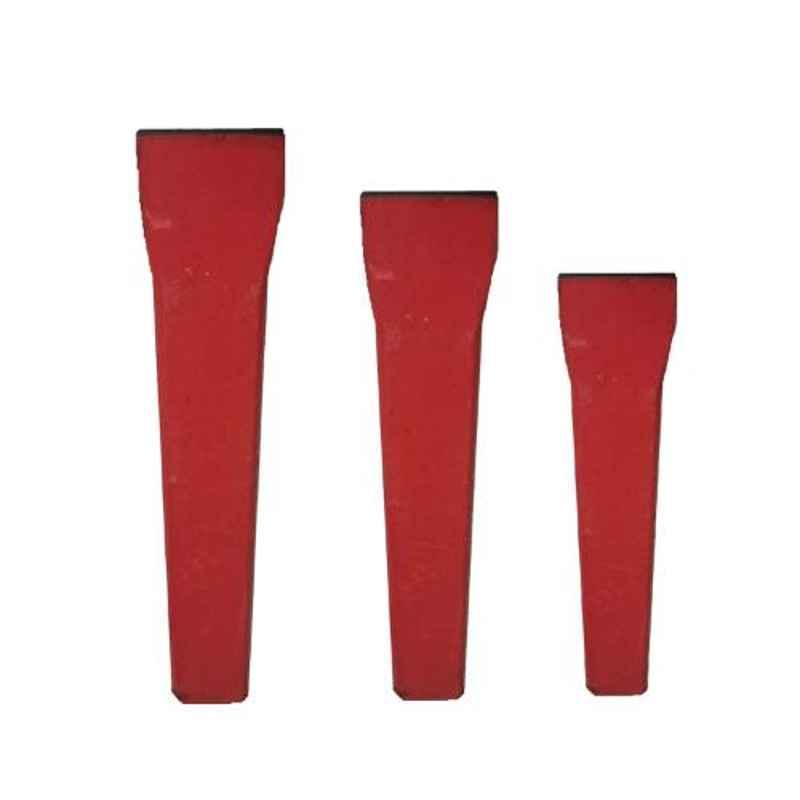 Arnav 8, 10 & 12 inch Cold Flat Chisel Combo