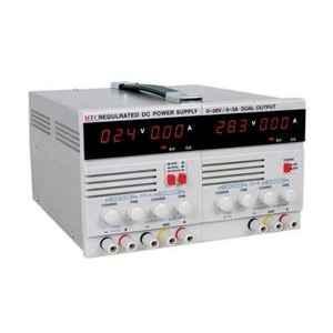 HTC 30 V 2 A Dual Output DC Regulated Power Supply DC-3002-II