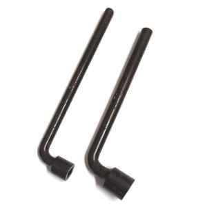 Lovely Lilyton 16 & 19mm Carbon Steel L Spanner Set