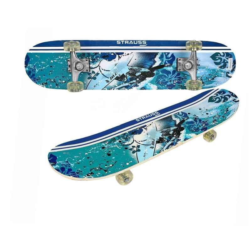 Strauss 31x8 Inch Skateboard, ST-1102