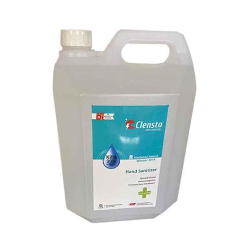 Clensta 5000ml Hand Sanitizer, CIHS001-5000-ML