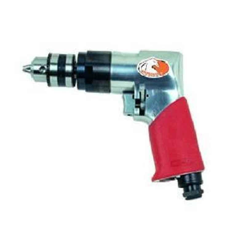 Airpro Silver 3/8inch Air Reversible Drill SA6102