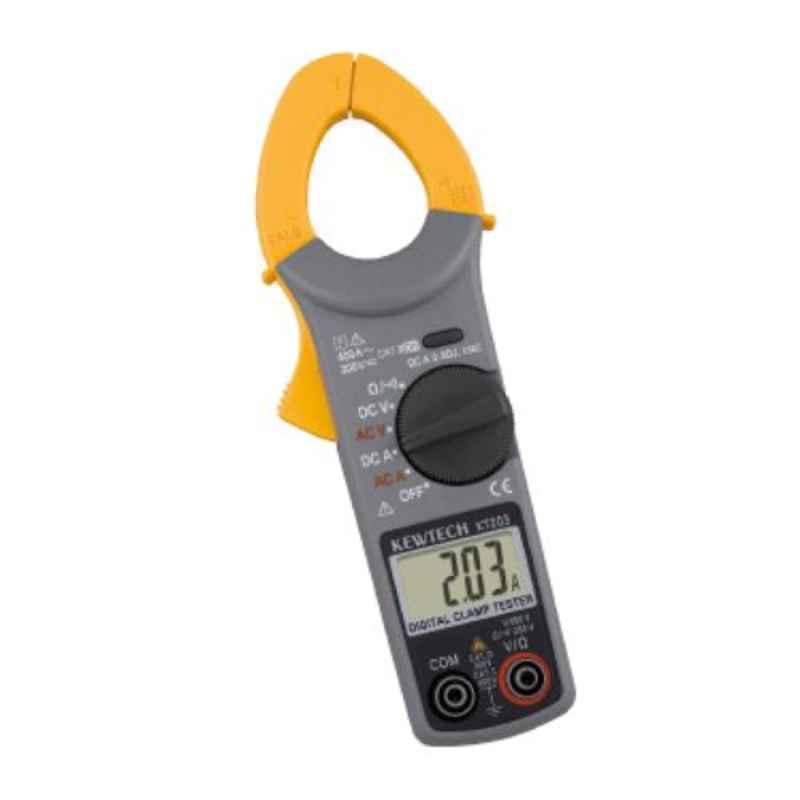 Kyoritsu KT203 AC/DC Digital Clamp Meter
