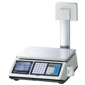 Cas CT-100-P 6kg Digital Networking Bar Code Scale