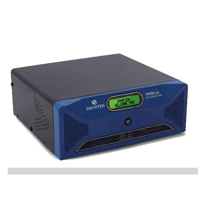 Smarten Saver 700VA 12V DC Solar PCU with LCD Screen