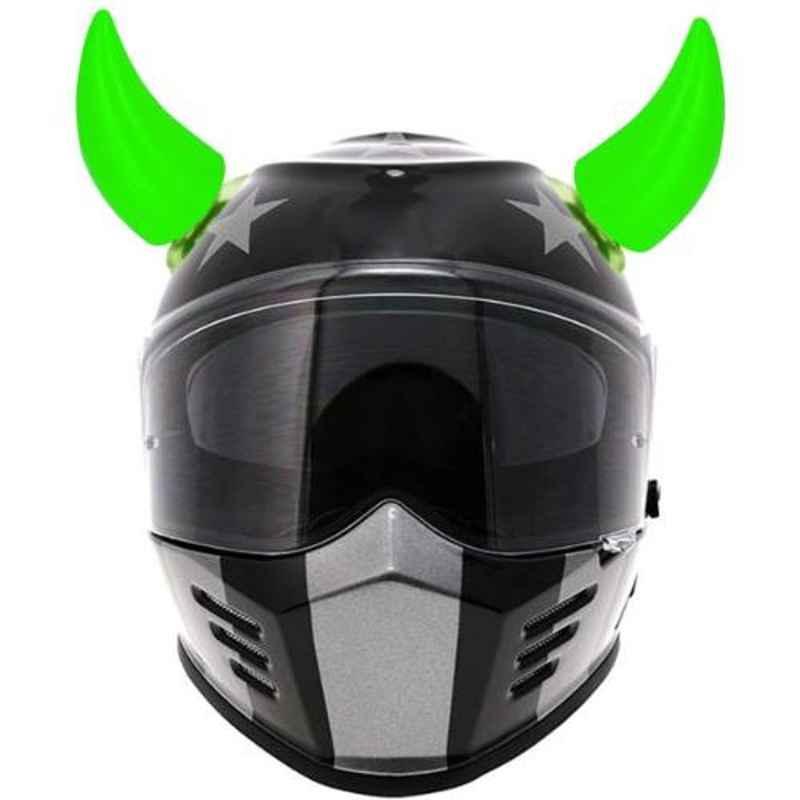 Otoroys SPIKE-H-3MT4 Black Full Face Bike Helmet